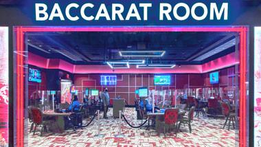 Baccarat Room at Greektown Casino Hotel