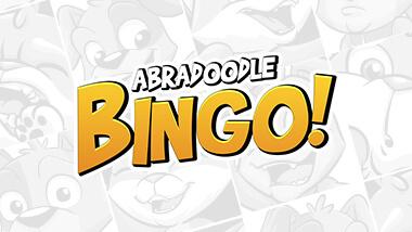 Abradoodle Bingo logo